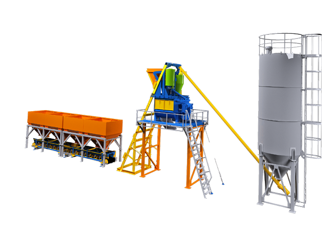 Рифей-Бетон-45 - завод по производству товарного бетона